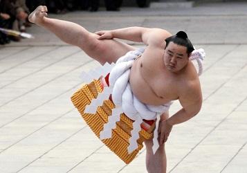 Giới Thiệu Sumo Nhật Bản
